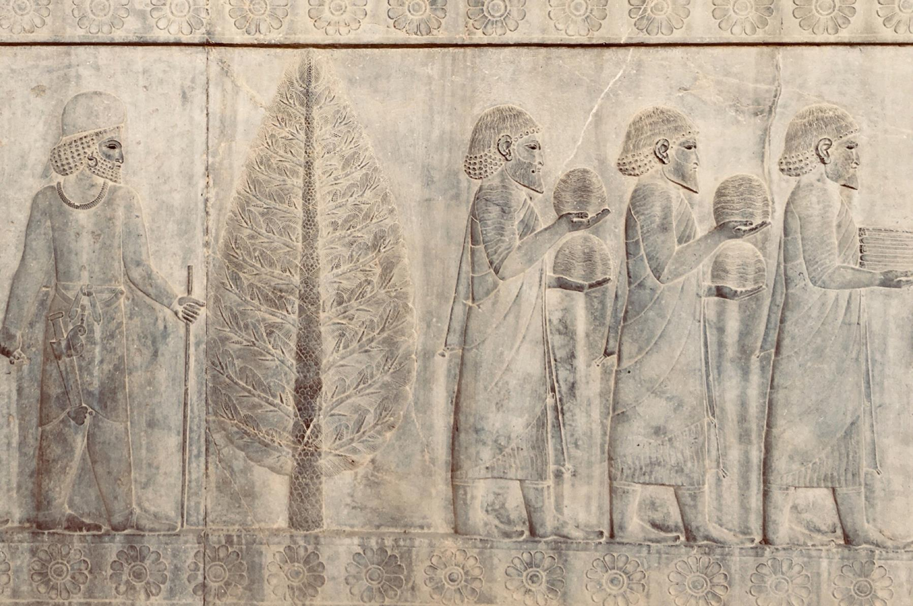 Abarkuh – Persepolis