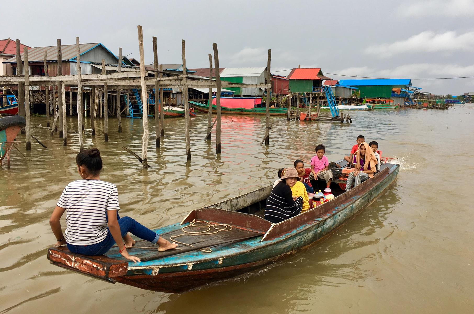 Kampong Phluk – Phnom Penh – Kampot – Koh Rong Sanloem