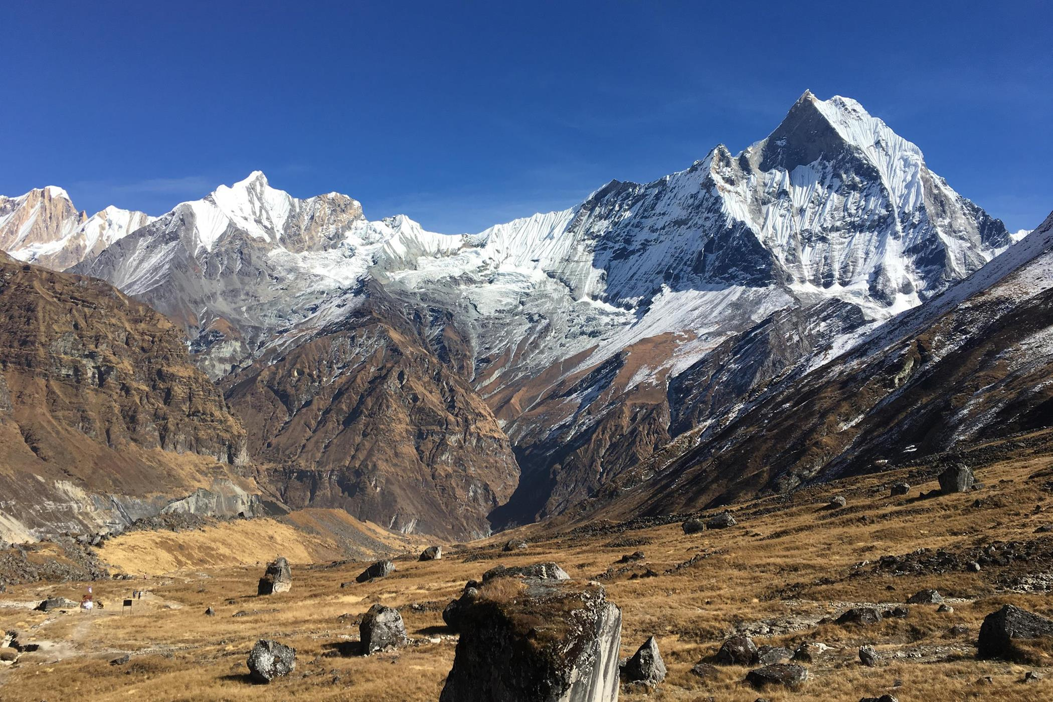 Annapurna Base Camp Trek Part II