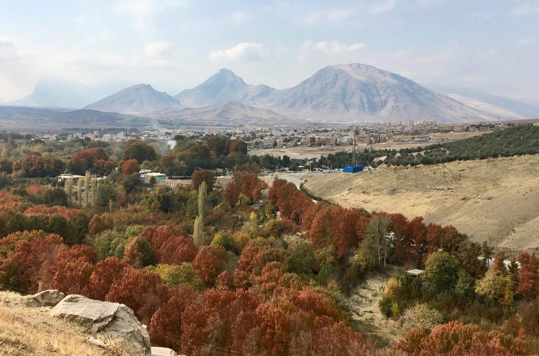 Hamedan – Sahneh
